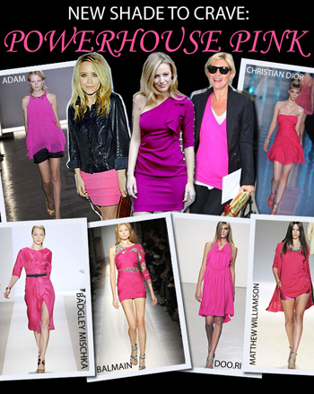Shade to Crave: Powerhouse Pink